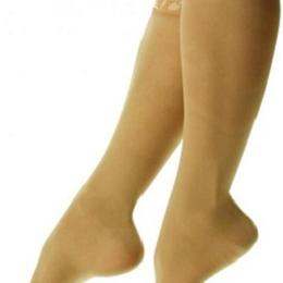Dr. Comfort :: Womens Support Hose with Sheer Lace Top