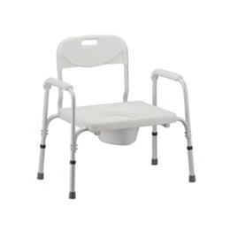 Image of Heavy Duty Commode Model: 8580 2