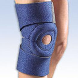 FLA Orthopedics Inc. :: Safe-T-Sport® EZ-ON® Thermal Neoprene Universal Knee Wrap Series 37-307XXX
