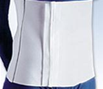 FLA Elastic Abdominal Binder - Binders provide support to abdominal muscles weakened by repeate