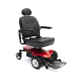 Pride Mobility Products :: Jazzy Sport Portable